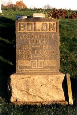 Joseph Garrett Bolon