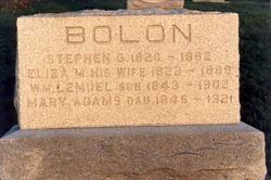 Stephen Garrett Bolon