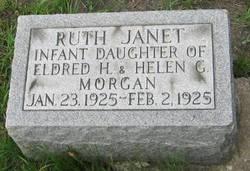 Ruth Janet Morgan
