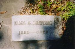Elma Arabella <i>McDaniel</i> Gifford