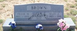 Frank H Brown
