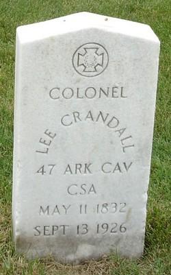 Col Lee Salmon Crandall