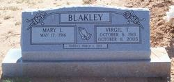 Virgil Blakley