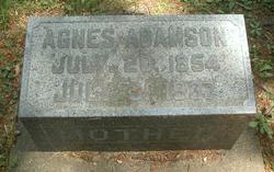 Agnes Adamson