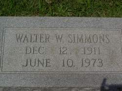 Walter Wallace Jack Simmons