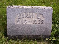 Sarah Ellen <i>Fouts</i> Yarian