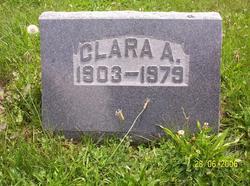 Clara A Yarian