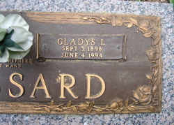 Gladys <i>Ledbetter</i> Broussard