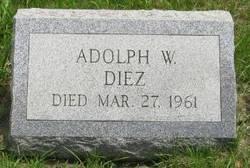 Adolph William Diez