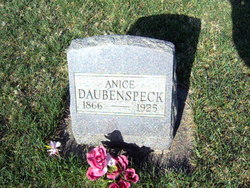 Anice Daubenspeck