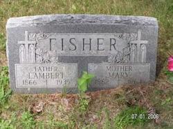 Lambert Fisher