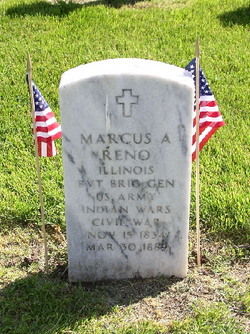 Marcus Albert Reno