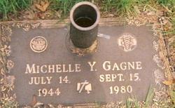 Michelle Y. <i>Nobert</i> Gagne