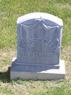 Preston Hopkins Leslie