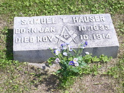 Samuel Thomas Hauser, II