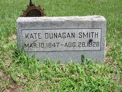 Kate <i>Dunagan</i> Smith