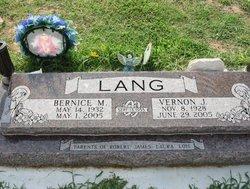 Bdrnice M. Lang