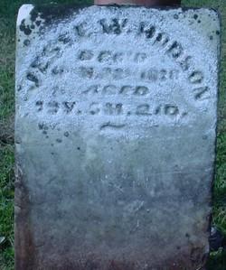 Jesse W. Hodson
