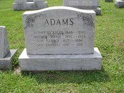 Nickalos Adams