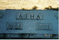 Madge M. <i>Ruehlen</i> Atha