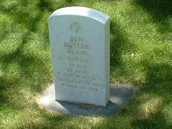 LTC Ben Butler Blair