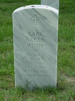 Earl Baker Ruth