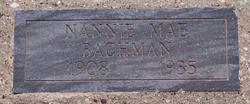 Nannie Mae Bachman