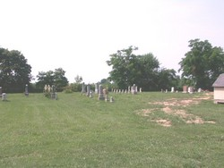 Pentecostal Church  Cemetery