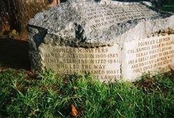 McMahans Chapel Cemetery