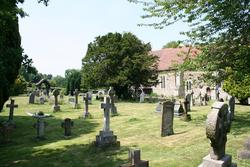 St Peter and St Paul Churchyard