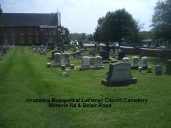 Jerusalem Evangelical Lutheran Church Cemetery