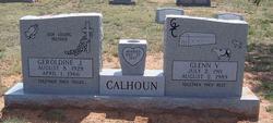 Geroldine J Calhoun