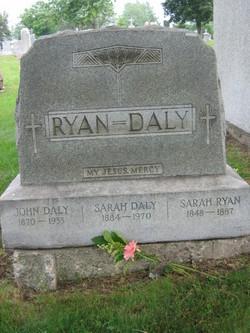 Sarah Rose Sadie <i>Ryan</i> Daly