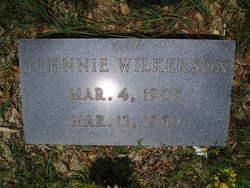 Johnnie Arthur Wilkerson
