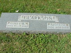 Grace M. <i>Lemaster</i> Clarkson