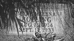 Mary Helena Bolling