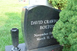 David Crawford Bolton
