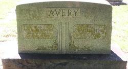 Annie <i>Woodard</i> Avery