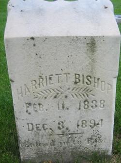 Harriett Bishop