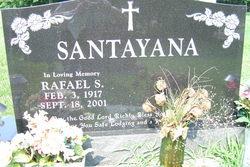 Rafael S Santayana