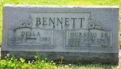 Della G <i>Breece</i> Bennett
