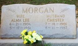 Chester Morgan