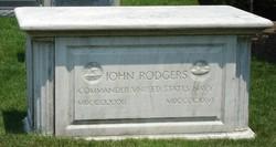 CDR John Augustus Rodgers, Jr