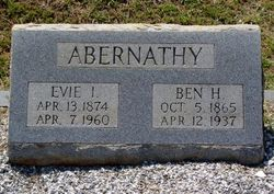Evie I. Abernathy