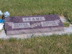 Bertha Belle <i>Stout</i> Frame