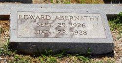 Edward Abernathy