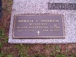 Patricia L Anderson