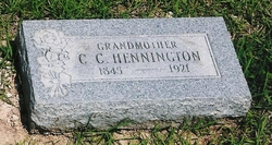 Catherine Cornelia <i>Slay</i> Hennington
