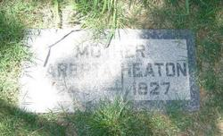 Sarepta T. <i>Cotton</i> Heaton