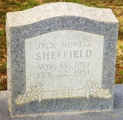 Jack Howell Sheffield